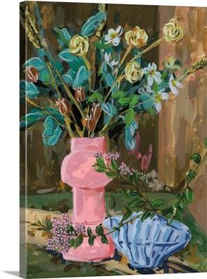 Still Life Bouquet I