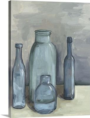 Still Life with Bottles I