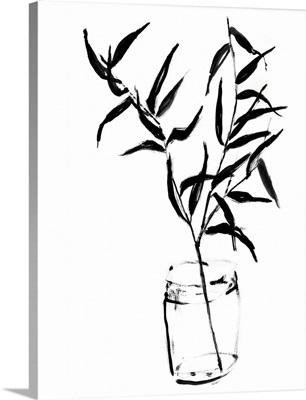 Sumi-E Bamboo II