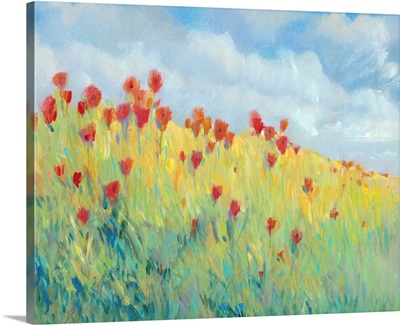 Summer Breeze Meadow I