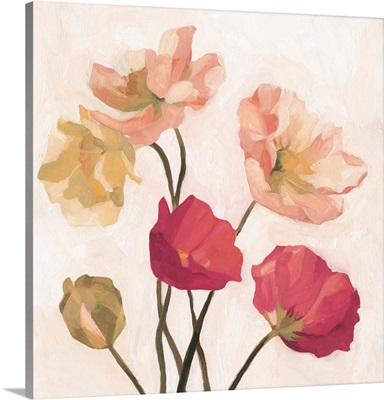 Summer Poppies I