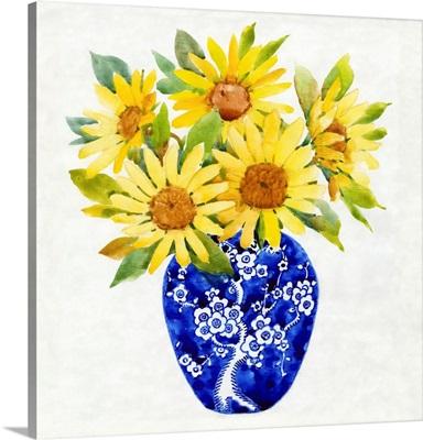 Sun Flower Still Life II