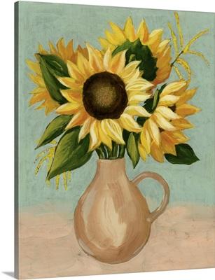 Sunflower Afternoon I