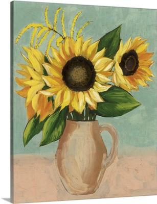 Sunflower Afternoon II