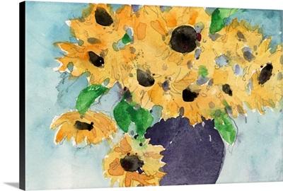 Sunflower Moment II