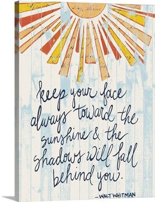 Sunny Day Words II