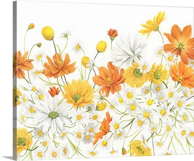 Sunny Wild Bouquet III
