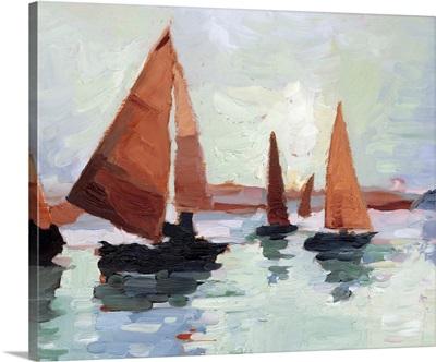 Sunset Harbor I