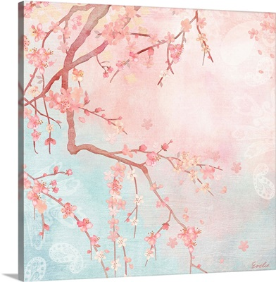 Sweet Cherry Blossoms IV