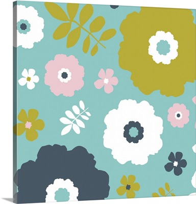 Sweet Floral I