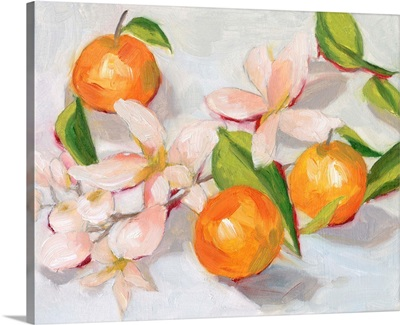 Tangerine Blossoms II