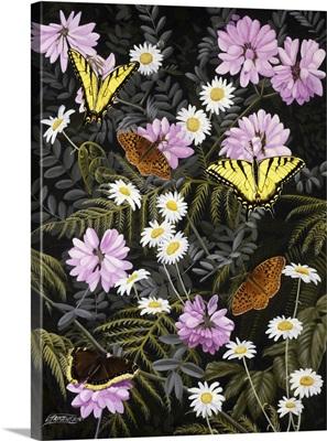 Tapestry of Butterflies