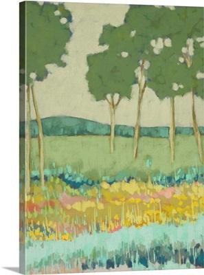 Tapestry Trees I