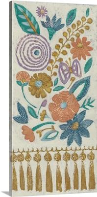 Tassel Tapestry I
