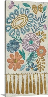 Tassel Tapestry II