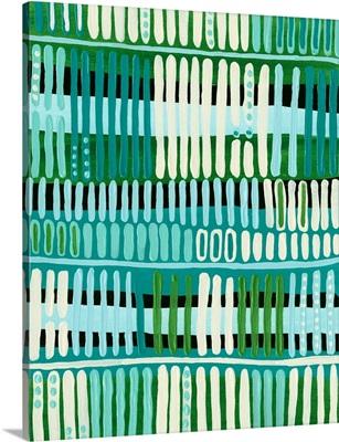 Teal Pattern I