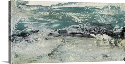 Teal Seascape I