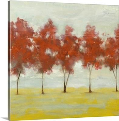 Terra Cotta Trees II