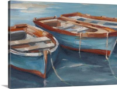 Tethered Row Boats II