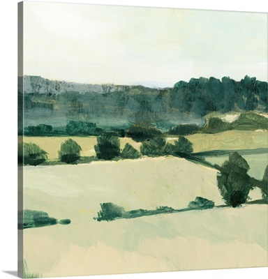 Textured Countryside I
