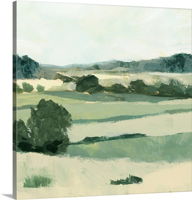 Textured Countryside II