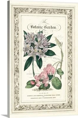 The Botanic Garden II
