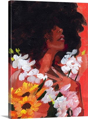 Through The Flowers II