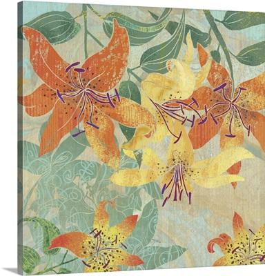 Tiger Lilies I