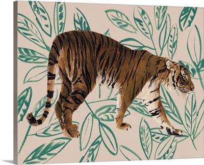Tigre de Siberie I