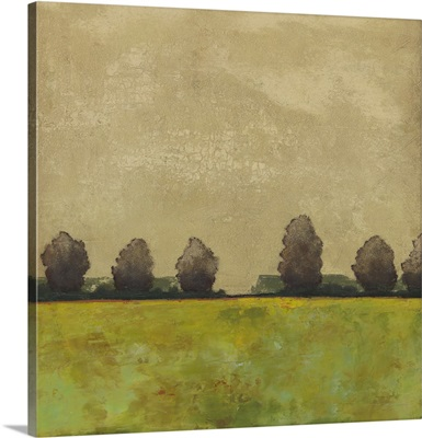 Treeline in the Field I