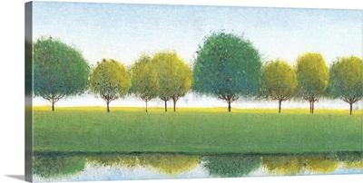 Trees in a Line II