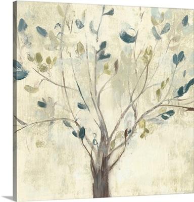 Trees of Blue I