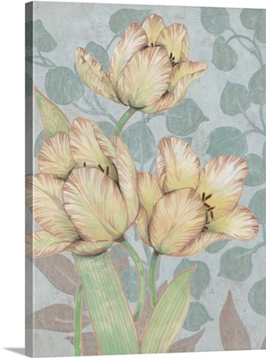 Trois Fleurs II