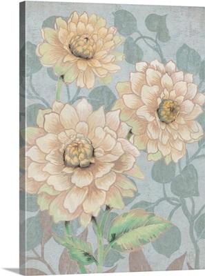 Trois Fleurs III