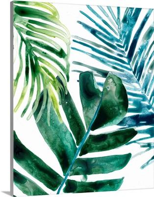 Tropical Leaf Medley I