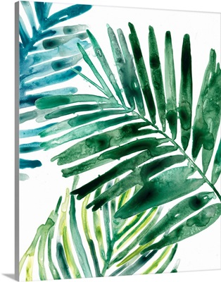 Tropical Leaf Medley II