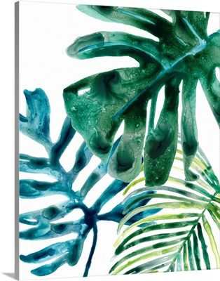 Tropical Leaf Medley III