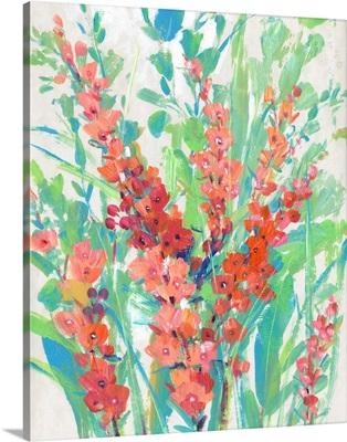 Tropical Summer Blooms II