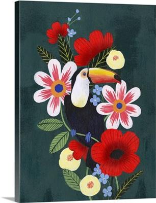 Tropical Toucan I