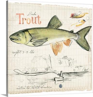 Trout Journal III