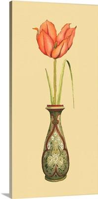 Tulip in Vase I