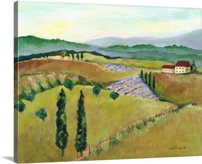 Tuscany Afternoon I