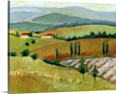 Tuscany Afternoon II