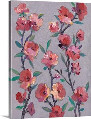 Twigs in Bloom I