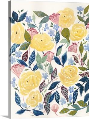 Unbound Blossoms I