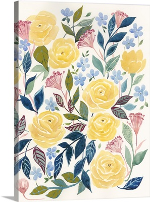 Unbound Blossoms II
