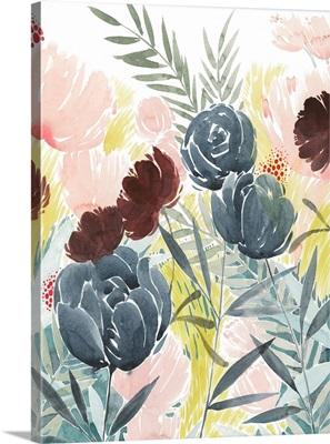 Unbridled Blooms I