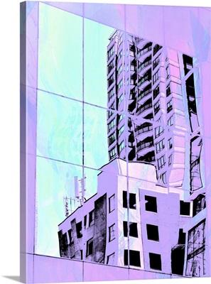 Urban Pastels I