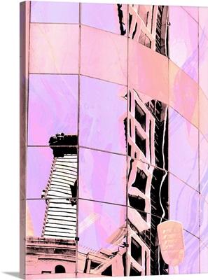 Urban Pastels III