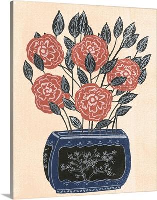 Vase of Flowers II